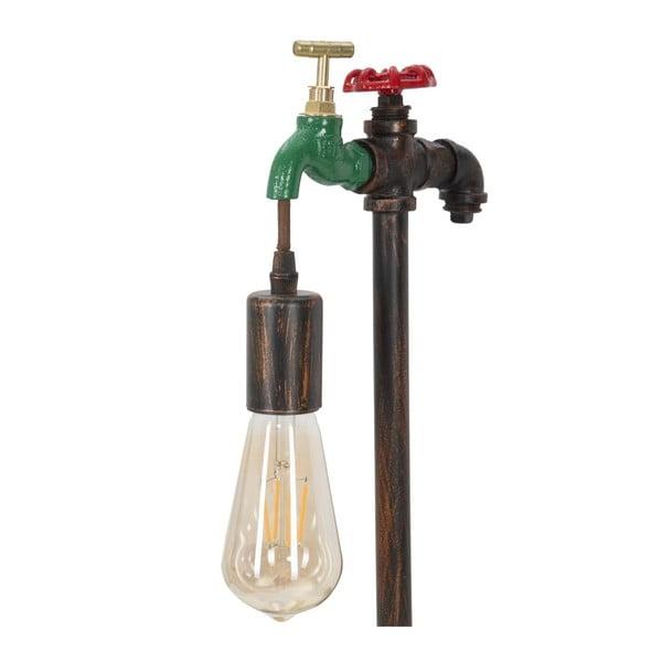 Industriální stolní lampa Mauro Ferretti Manhattan