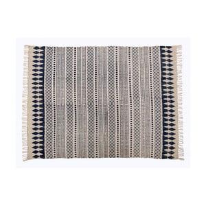 Šedý koberec Cotex Masivo, 70 x 140 cm
