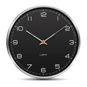 Nástěnné hodiny Embosed Arabic, 25 cm