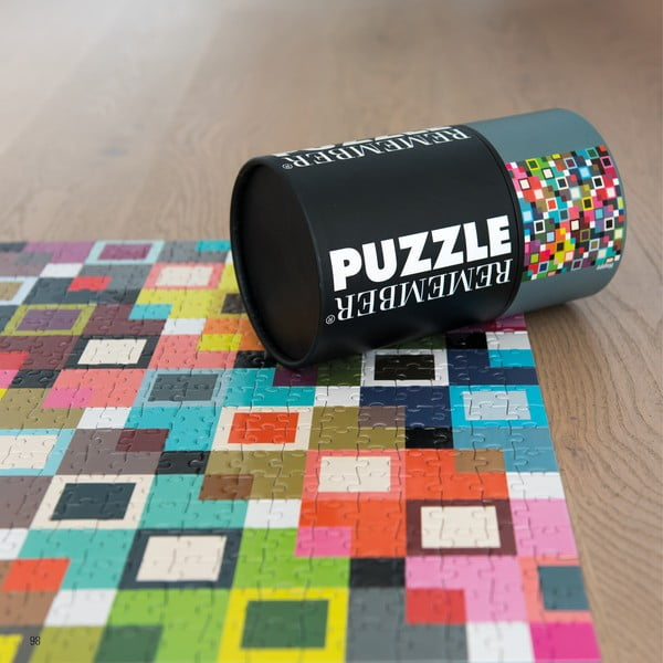 Puzzle Remember Happy, 500 kousků