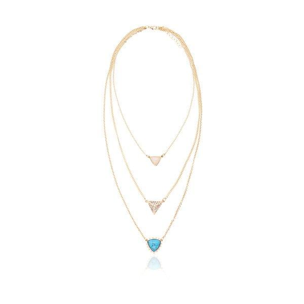 Felicia aranyszínű nyaklánc - NOMA