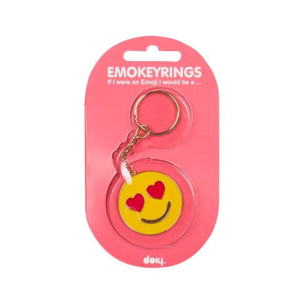 Přívěsek na klíče DOIY Emokeyrings In Love