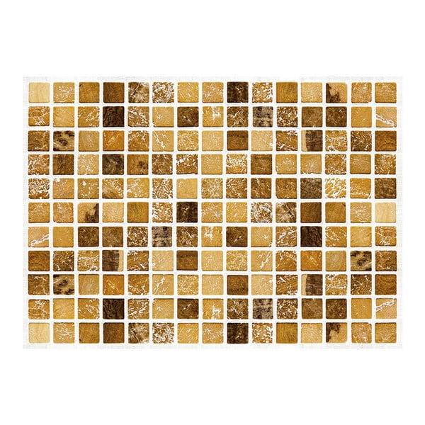 Vinylový koberec Lale Nature, 52x140 cm