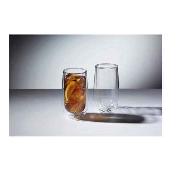 Dvě velké sklenky Kitchen Craft Le'Xpress, 380 ml