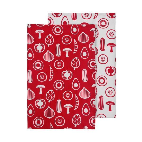 Piros konyharuha, 2 db - Premier Housewares