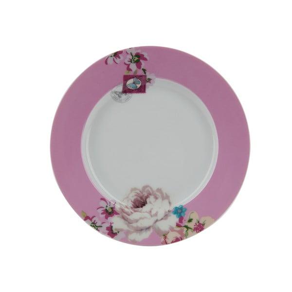 Porcelánový talíř Meadow, 20 cm