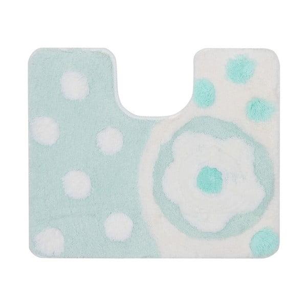 Set 2 koupelnových předložek a povlaku na záchodové prkénko Confetti Mindos