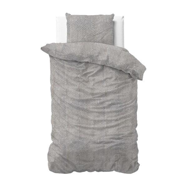 Bavlnené obliečky na jednolôžko Sleeptime Caro, 140×220 cm