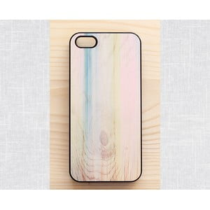 Obal na Samsung Galaxy S3, Pastel Omber Wood/black