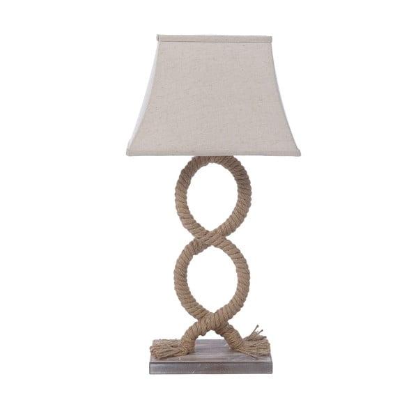 Stolní lampa zbřezového dřeva InArt Woody