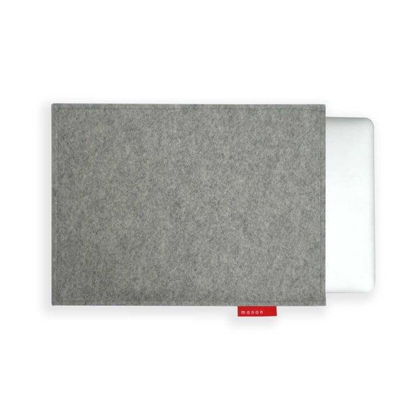 """Plstěný obal na MacBook PRO 15"""" Basic, marble grey"""