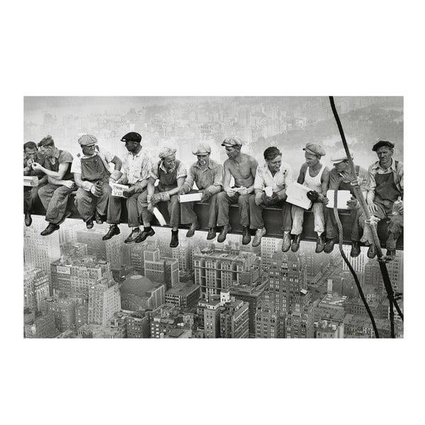 Fotoobraz Men in New York, 81x51 cm