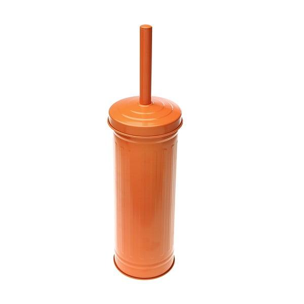 Oranžový toaletní kartáč Versa Naranijsa