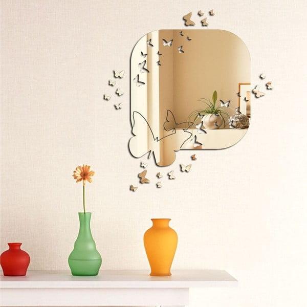 Dekorativní zrcadlo Butterfly