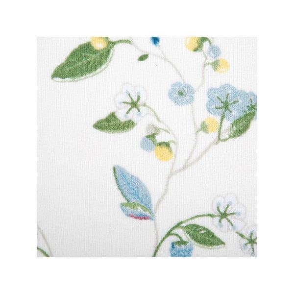 Bílá osuška Pip Studio Hummingbirds, 70x140cm