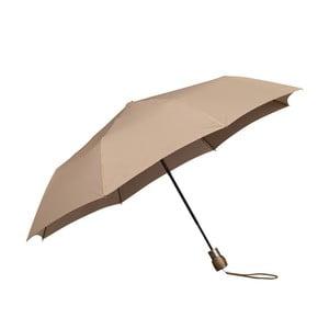 Umbrelă Ambiance Mini-Max Beige, nej