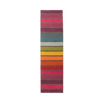 Covor din lână Flair Rugs Illusion Candy, 60 x 230 cm de la Flair Rugs