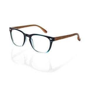 Dřevěné optické brýle Eyewear Nacre Blue