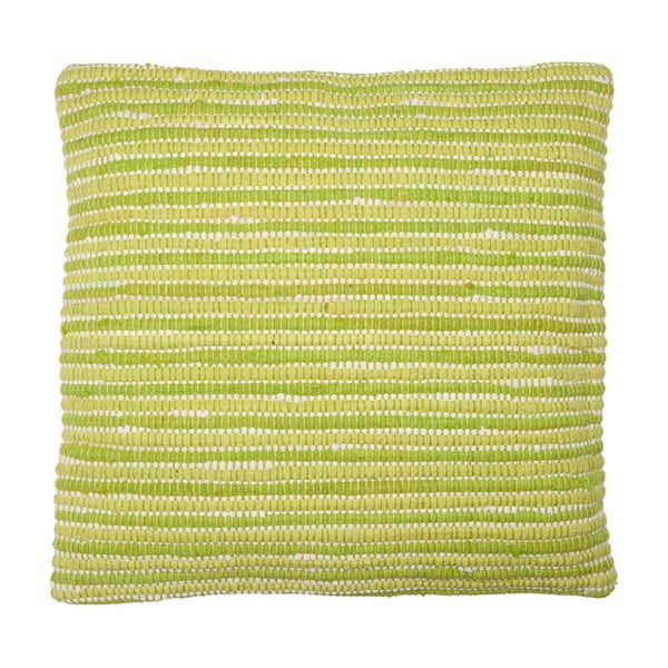 Polštář Green Stripes, 60x60 cm