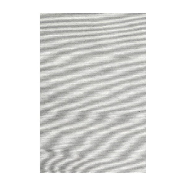 Vlněný koberec Casa Grey/White, 160x230 cm