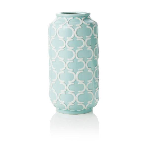 Modrá váza Marzapane