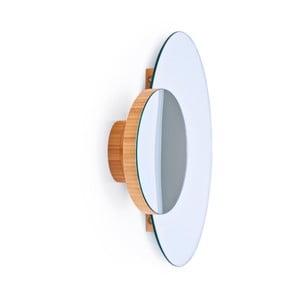 Nástěnné zrcadlo Eclipse Bamboo