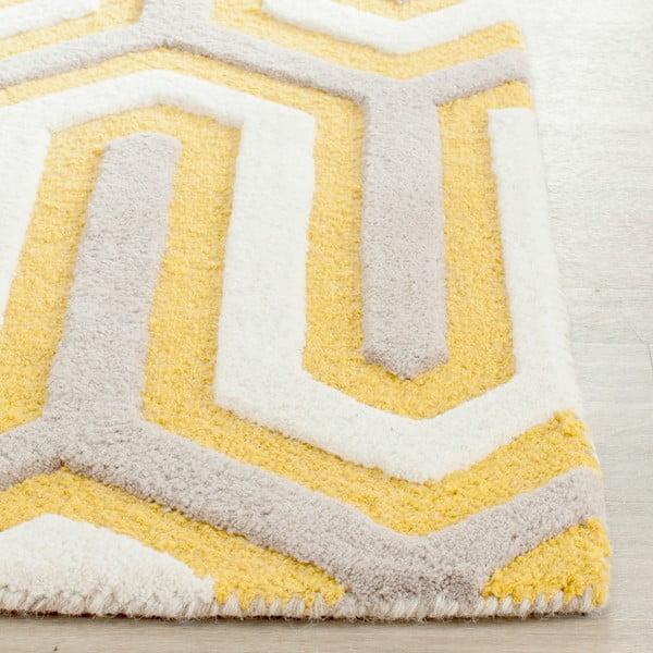 Vlněný koberec Safavieh Leta, 91x152 cm