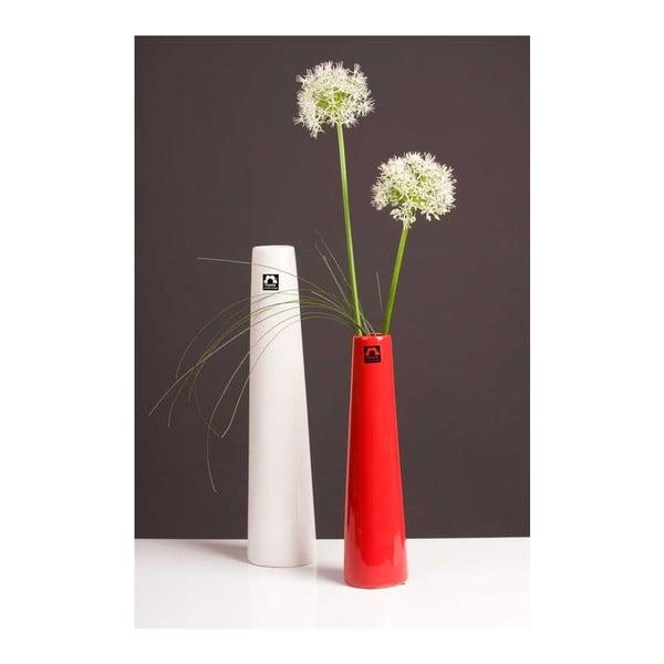 Váza Maroni 41 cm, červená