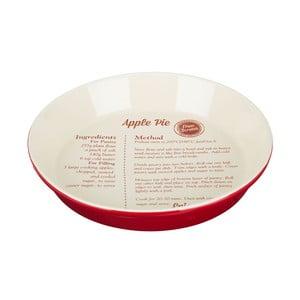 Pečící forma s receptem na jablečný koláč Premier Housewares From Scratch