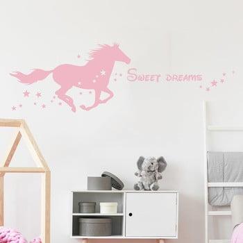 Set autocolante cu litere Ambiance Pony