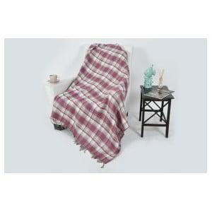 Bavlněná deka Dolce Bonita Ekoseli,200x150cm