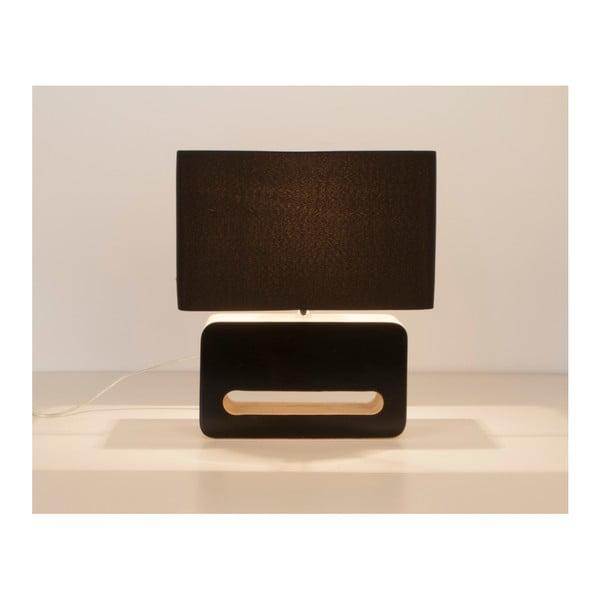 Veioză Zuiver Wood, negru