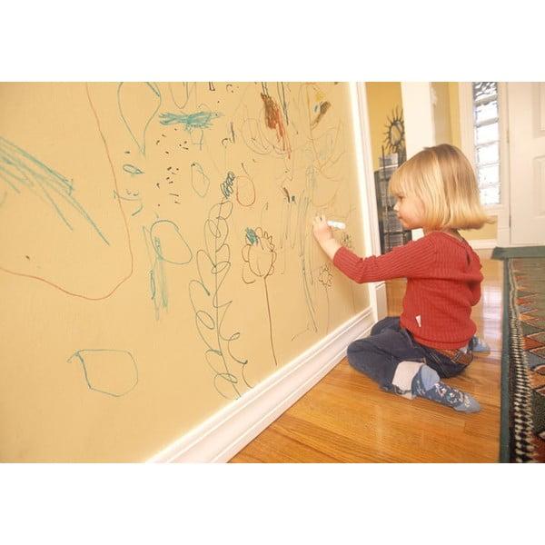 Chytrý nátěr pro psaní na stěnu Smart Wall Paint do 2 m2, bílá barva