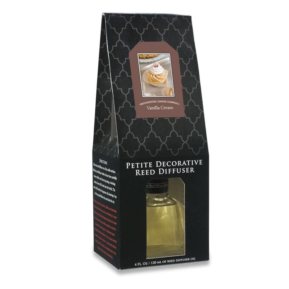 Difuzér s vůní vanilkového krému Bridgewater Candle, 120 ml