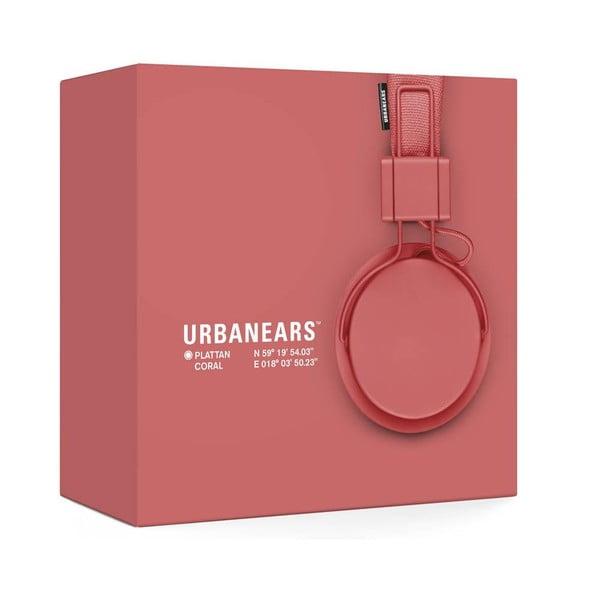 Sluchátka Plattan Coral + sluchátka Medis Olive ZDARMA