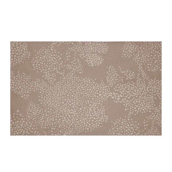 Béžový ubrus Ego Dekor Blossom, 50x140cm