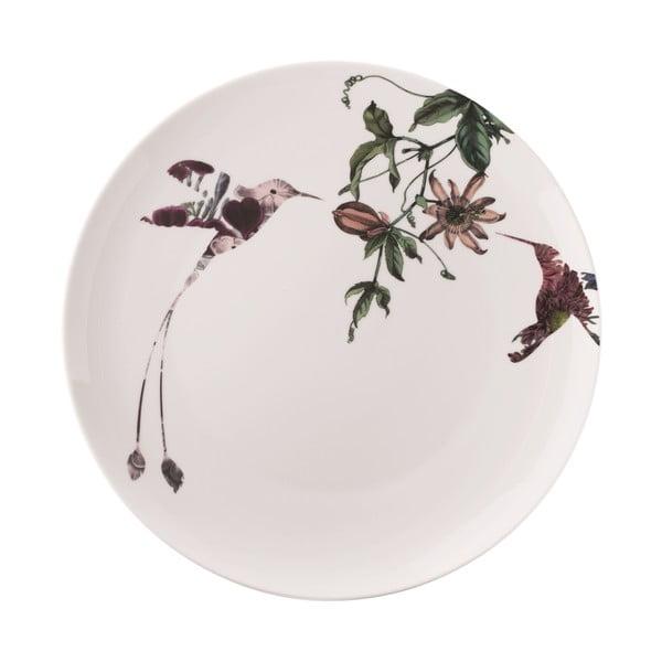 Porcelánový podnos Flutter