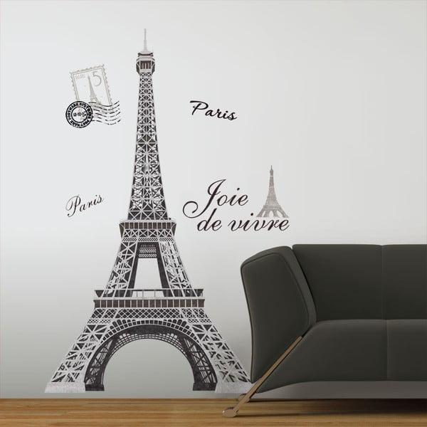 Samolepka Eiffel Tower