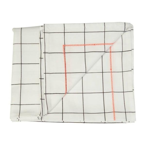 Ubrus Grid Neon, 140x220 cm