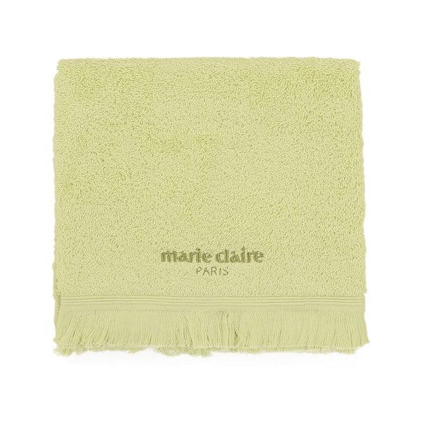 Marie Claire zöld kéztörlő