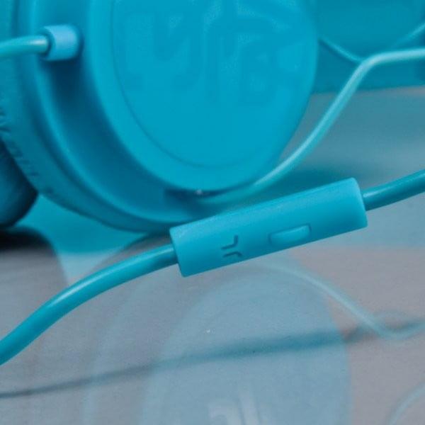 Sluchátka Matte Conga Mauritius Blue