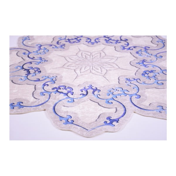 Odolný koberec Vitaus Camina, ⌀ 80 cm