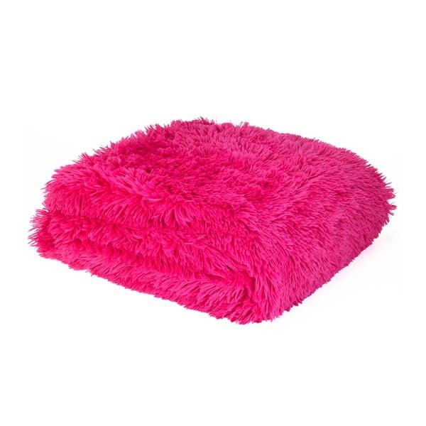 Deka Cuddly Pink, 150x200 cm