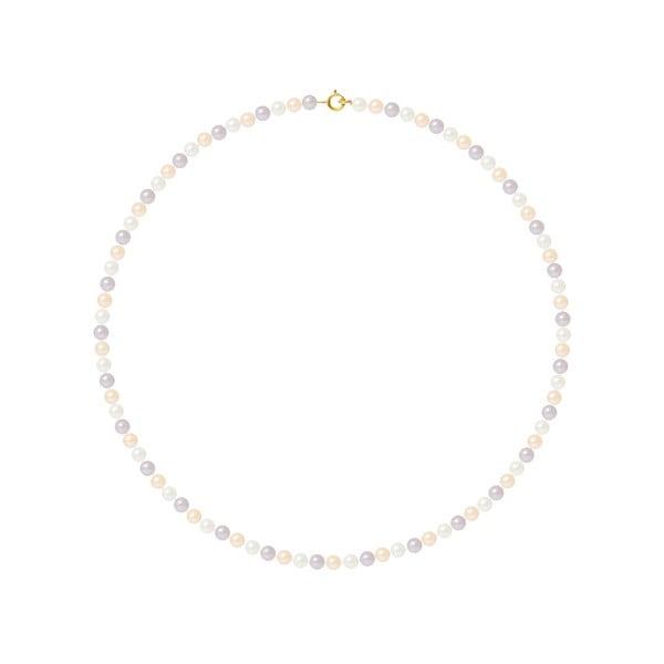 Náhrdelník s říčními perlami Nina