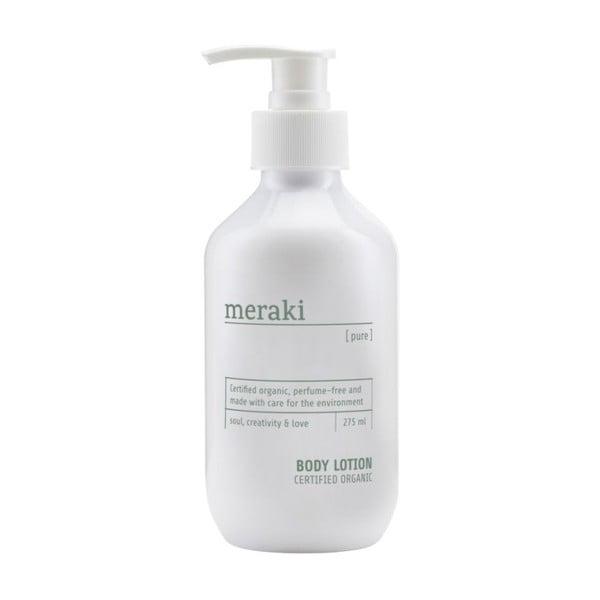Lapte de corp fără parfum Meraki Pure, 275 ml