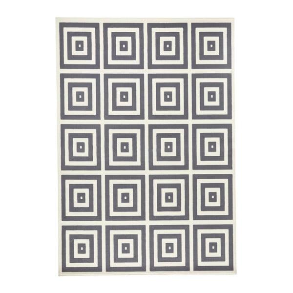 Szaro-biały dywan Hanse Home Mono, 160x230 cm