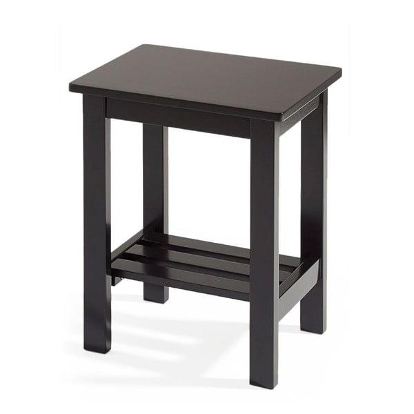 Kávový stolek Kaos Black