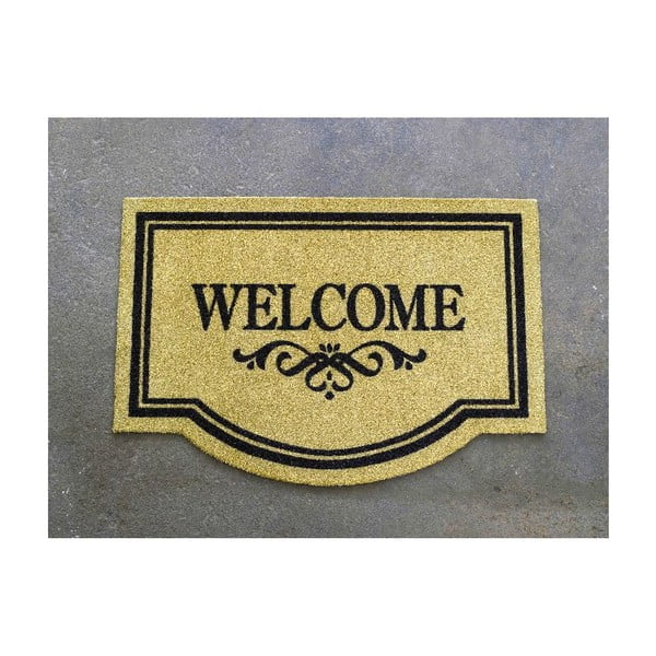 Wycieraczka Hanse Home Welcome Home Natural, 45x65 cm