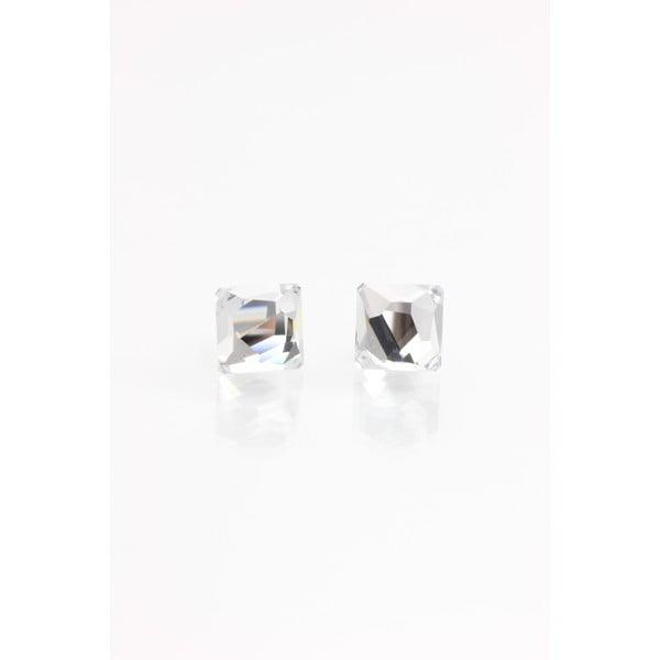 Kolczykiz kryształami Swarovski Elements Laura Bruni Paerla