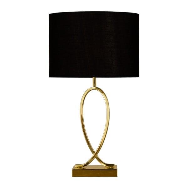 Černá stolní lampa Scan Lamps Posh
